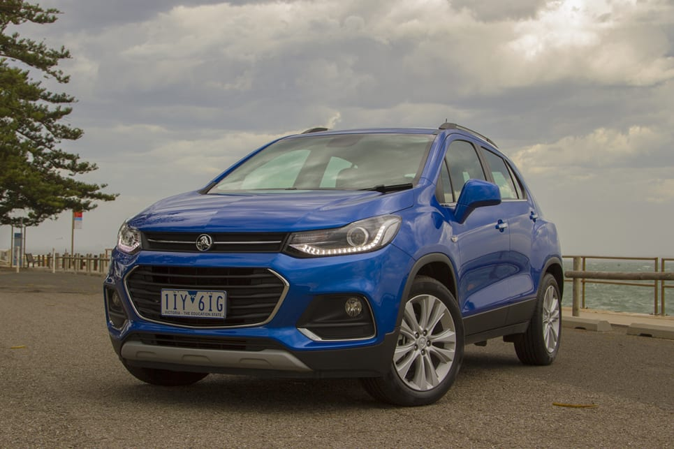 The facelift the Trax scored late in 2016 vastly improved the look, inside and out. (image credit: Peter Anderson)