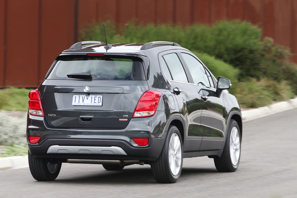 Holden's first compact SUV, the Trax beat most of the manufacturers to the segment by almost 12 months. (2018 Holden Trax LTZ shown)