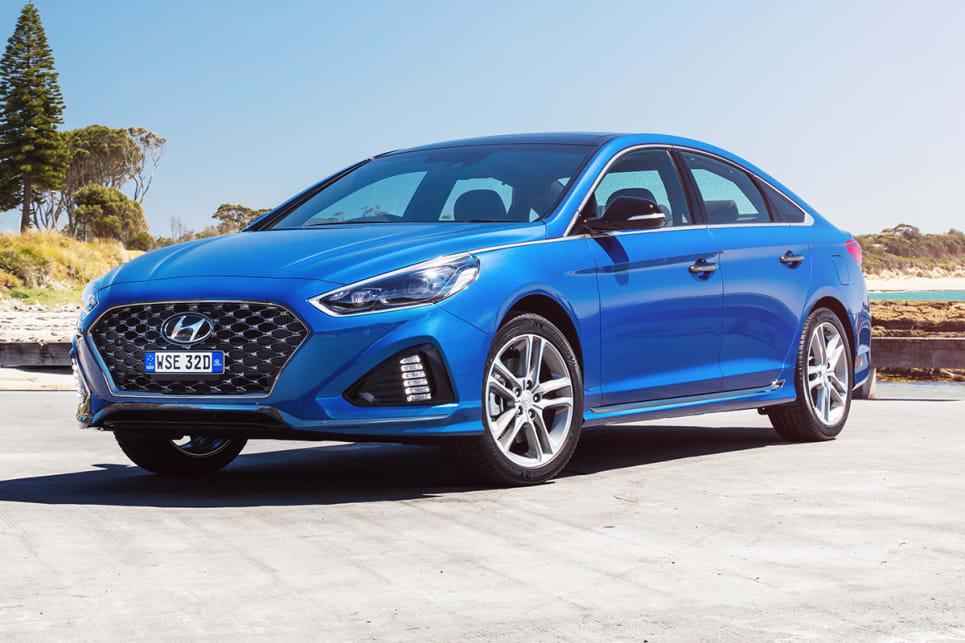 Hyundai Sonata 2018 review | CarsGuide