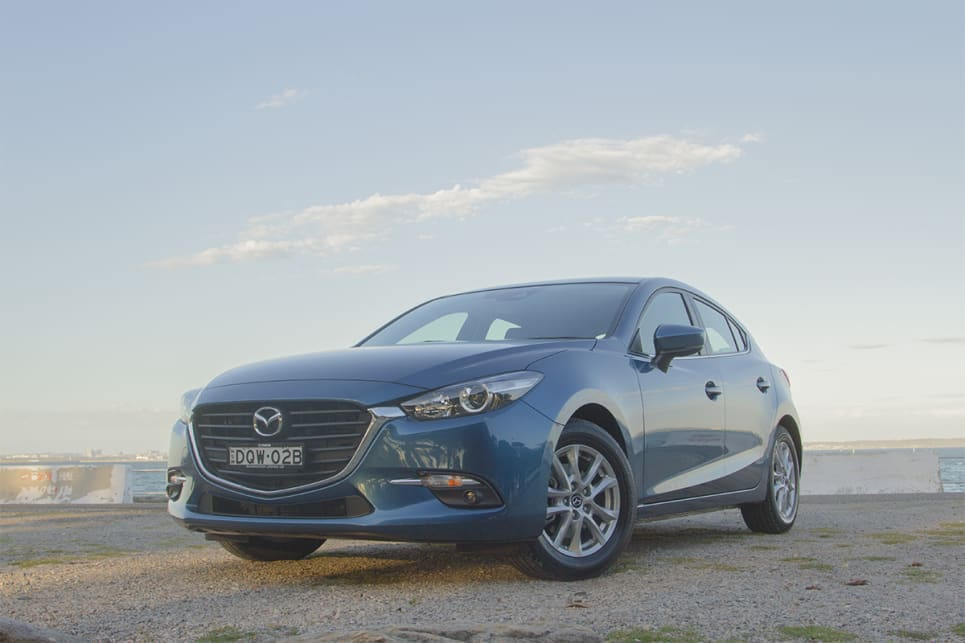 Mazda 3 2018 Review Carsguide