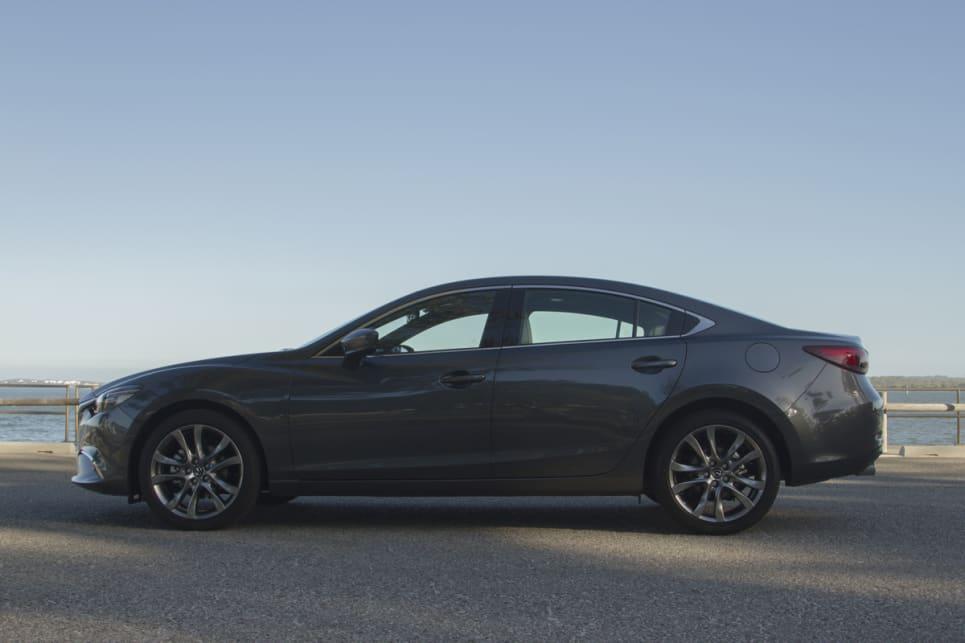 Mazda 6 Atenza 2017 Review Snapshot Carsguide