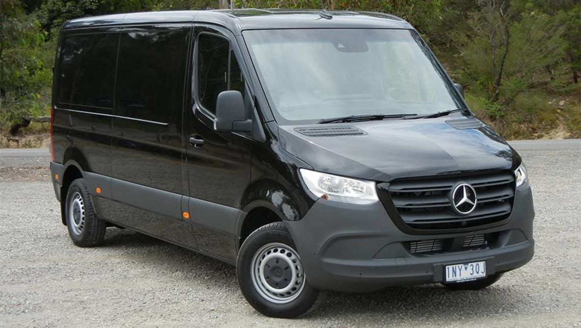 Mercedes Benz Van >> Mercedes Benz Sprinter 2019 Review Carsguide