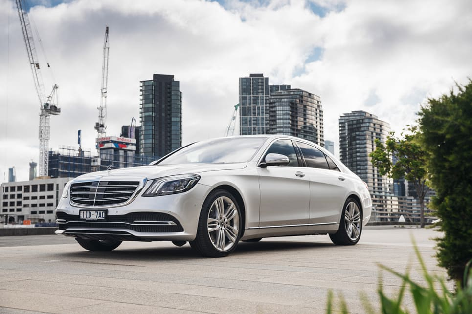 The S-Class has been facelifted, and the changes are bigger than they might appear.