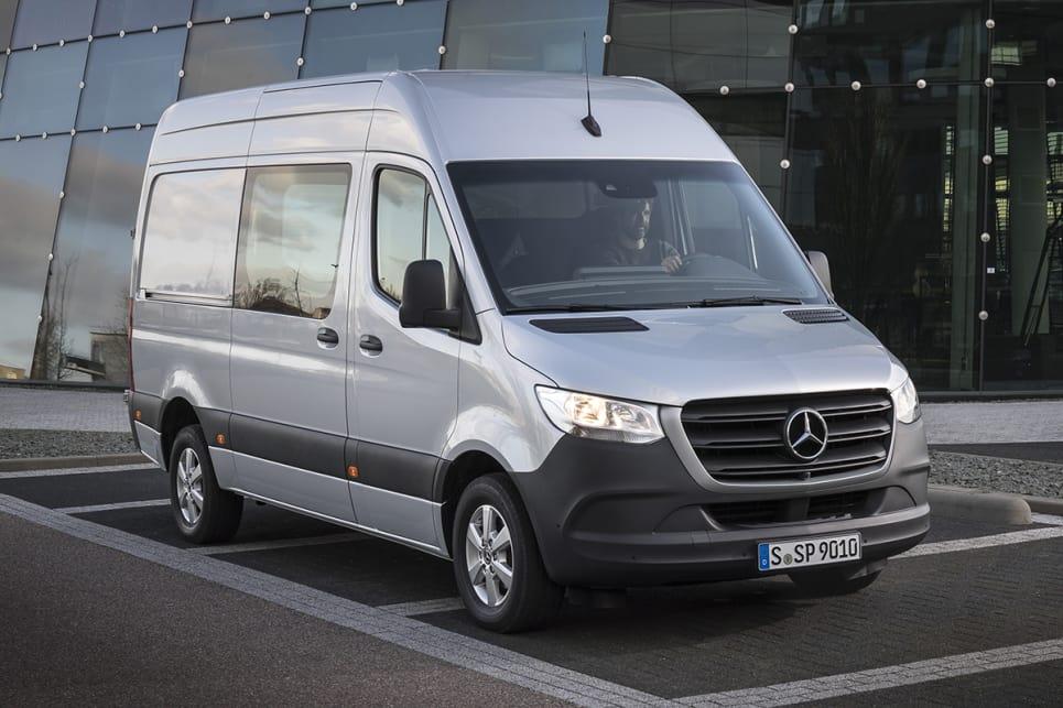 Mercedes-Benz Sprinter 2018 review | CarsGuide