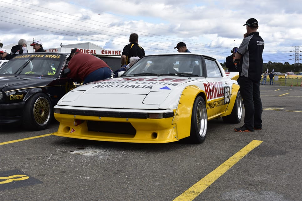 2018 Muscle Car Masters | race car gallery | Mitchell Tulk