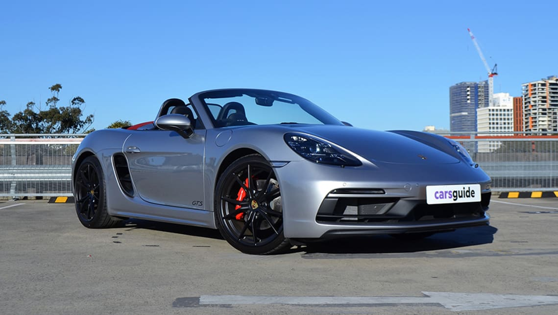 Certified 2018 Porsche 718 Boxster Gts Convertible In West Long Branch Nj Near 07764 Wp0cb2a87js229367 Autocom
