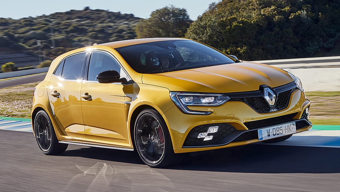 Renault Megane Rs 2018 Pricing And Specs Confirmed Car News Carsguide
