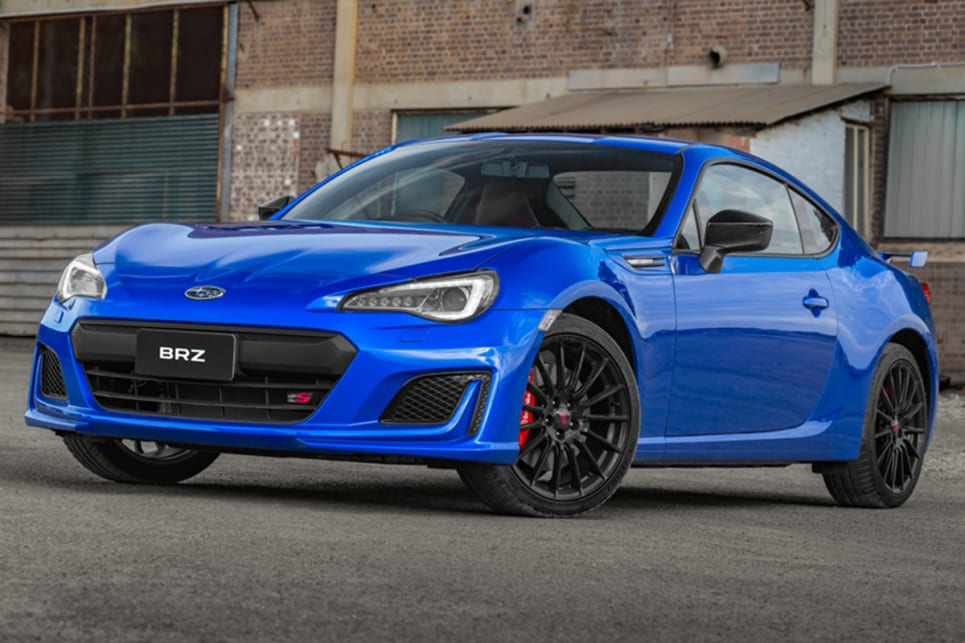 Subaru Brz Sti Price >> Subaru Brz 2018 Pricing And Spec Confirmed Car News