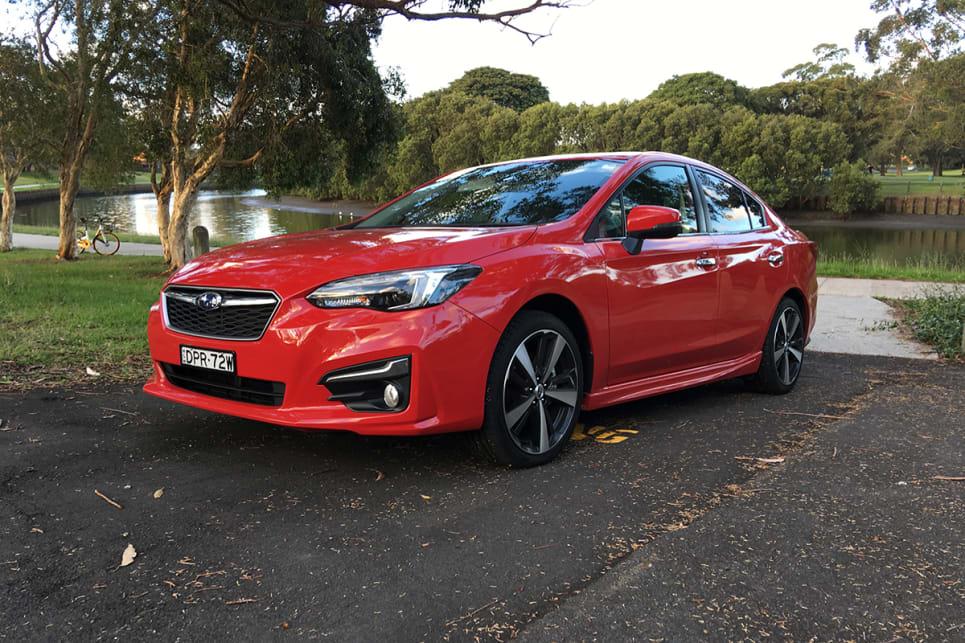 Subaru Impreza 2018 review   CarsGuide