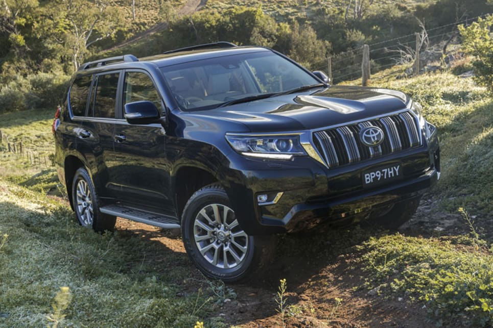 With a new look front and boosted standard equipment, the updated LandCruiser Prado is set to land in showrooms in November.