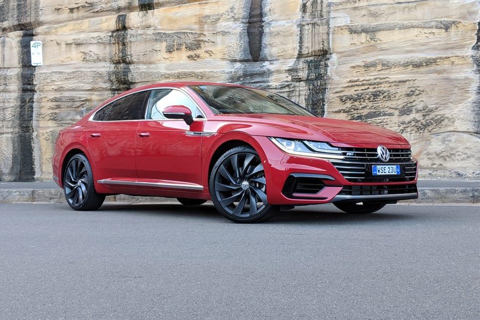 Volkswagen Arteon 2018 review: weekend test | CarsGuide