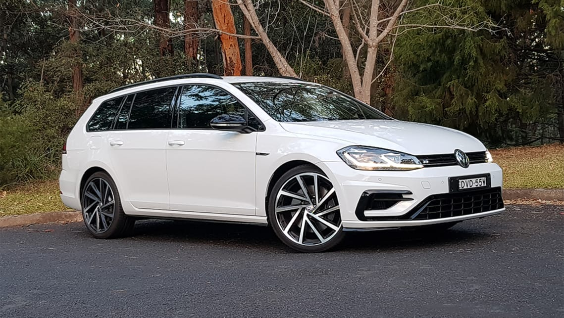 2018 Golf R >> Vw Golf R 2018 Review Grid Edition Wagon Long Term Carsguide