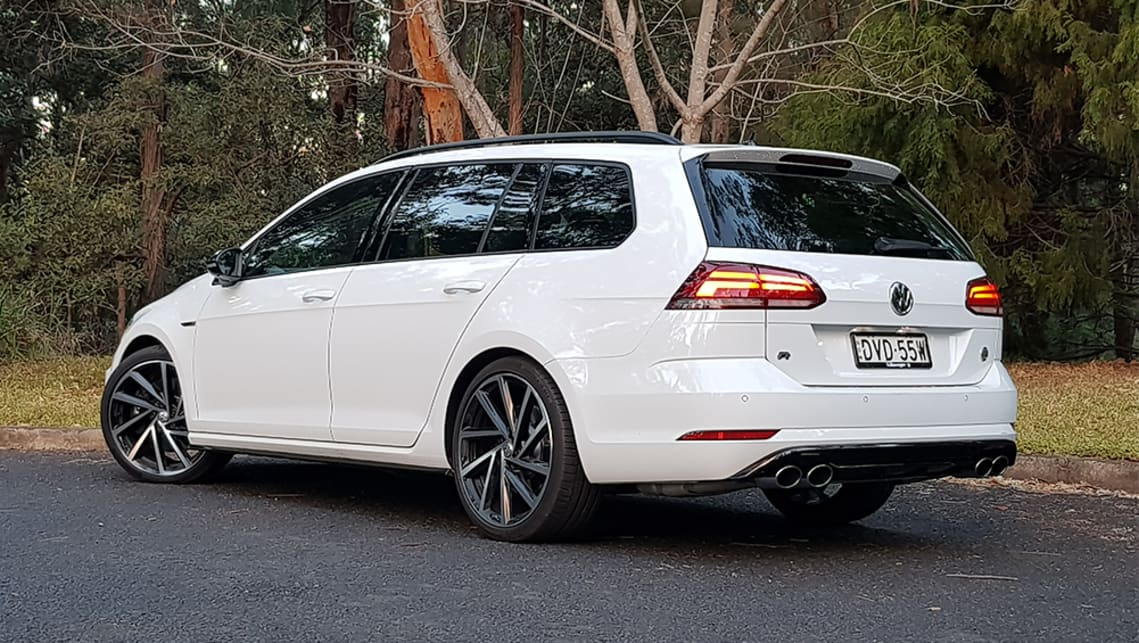 VW Golf R 2018 review: Grid Edition wagon long term | CarsGuide