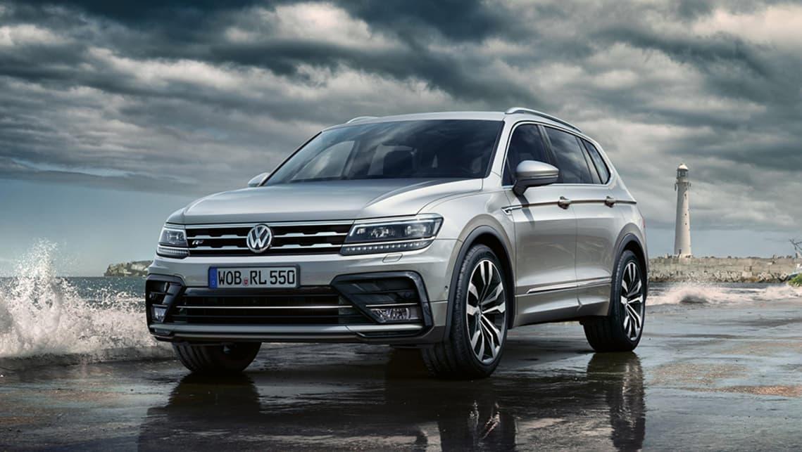2020 VW Tiguan: Design, Specs, Price >> Volkswagen Tiguan Allspace 2018 Pricing And Specifications