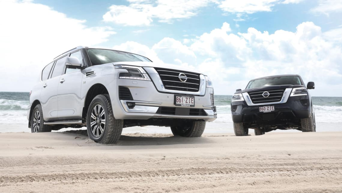 Nissan Patrol 2020 Pricing And Specs Confirmed Important Safety Tech Comes To Large Suv Car News Carsguide