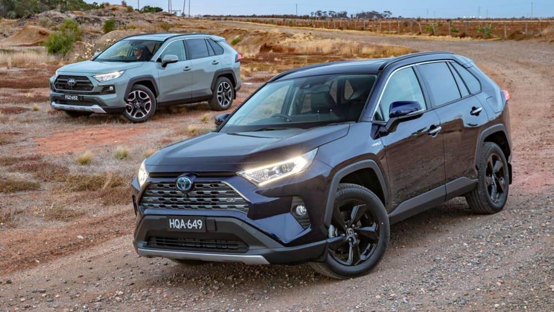 Cx5 Vs Rav4 >> Toyota Rav4 Vs Mazda Cx 5 Does Australia Have A New