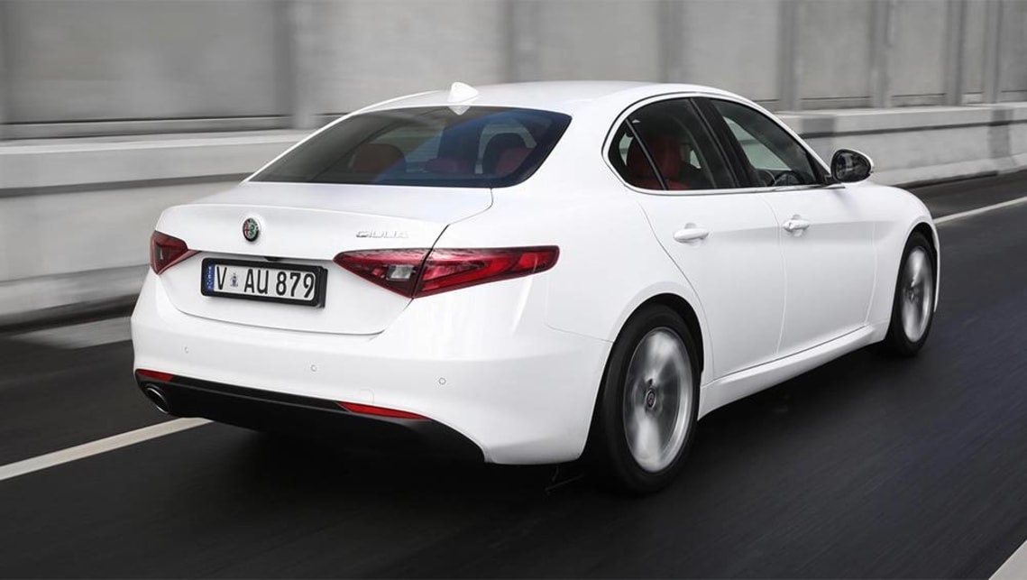 Pricing for the Giulia has risen by up to $2000 to offset the extra standard equipment.