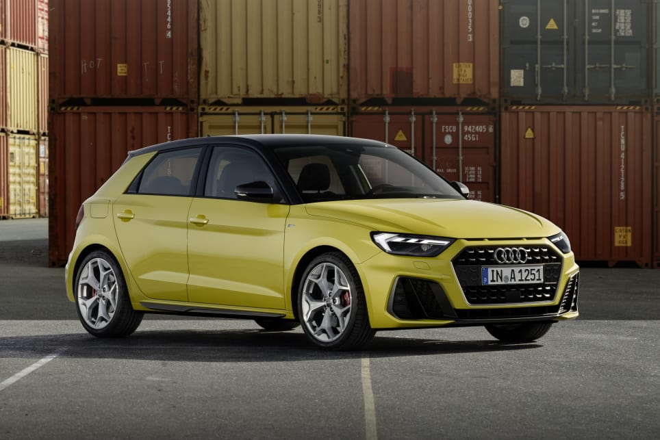 The all-new Audi A1 may share a lot with the VW Polo, but it certainly has a different level of style to its twin-under-skin.