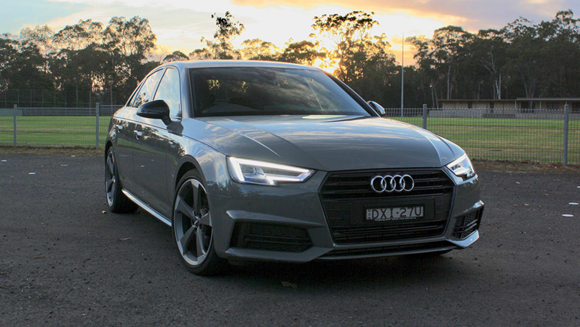 Audi A4 2019-2020 review: Black Edition
