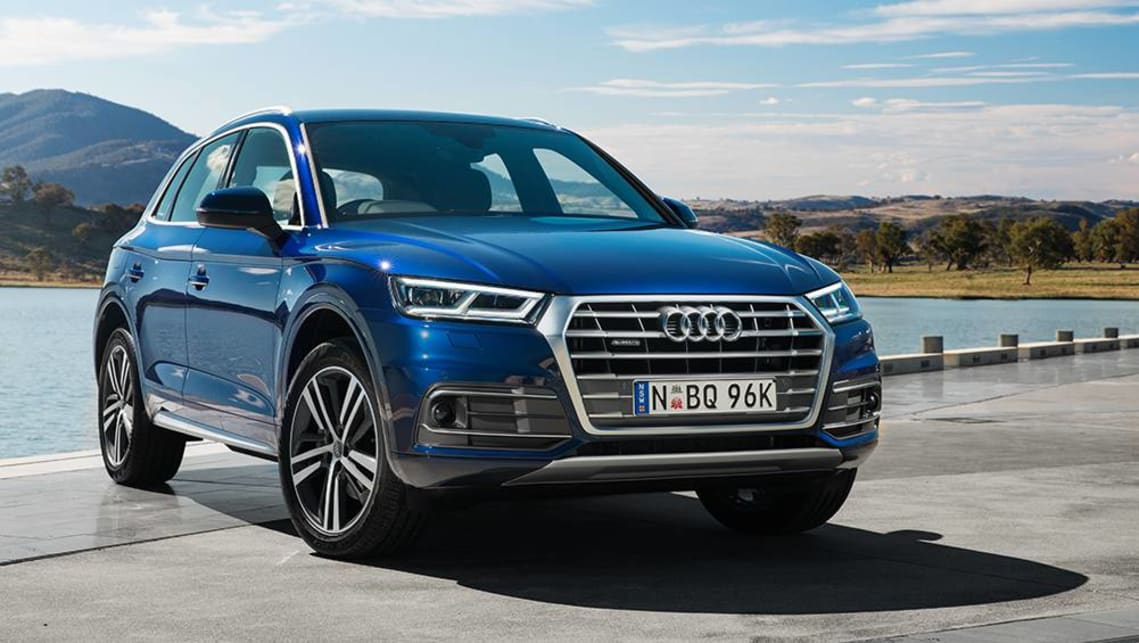 Audi Q5 2019 pricing and specs revealed - Car News | CarsGuide