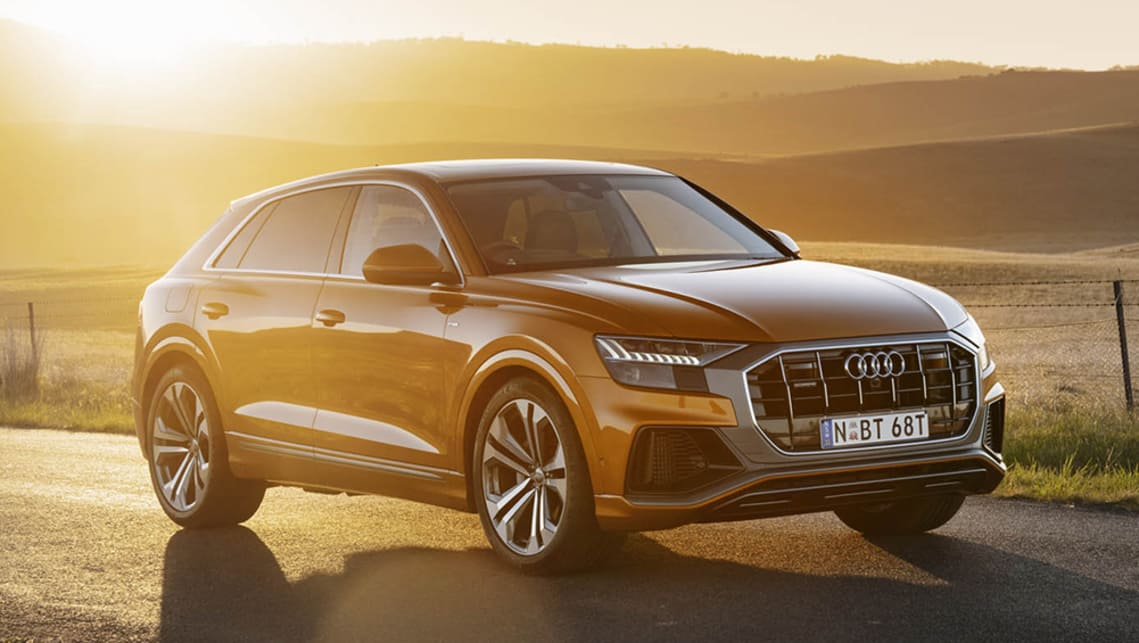 Audi Q8 Concept: Specs, Production Version >> Audi Q8 2019 Pricing And Specs Confirmed Car News Carsguide