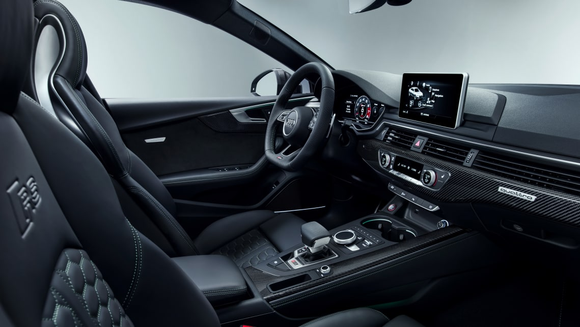 Audi Rs5 Sportback 2019 Price And Spec Confirmed Car News Carsguide