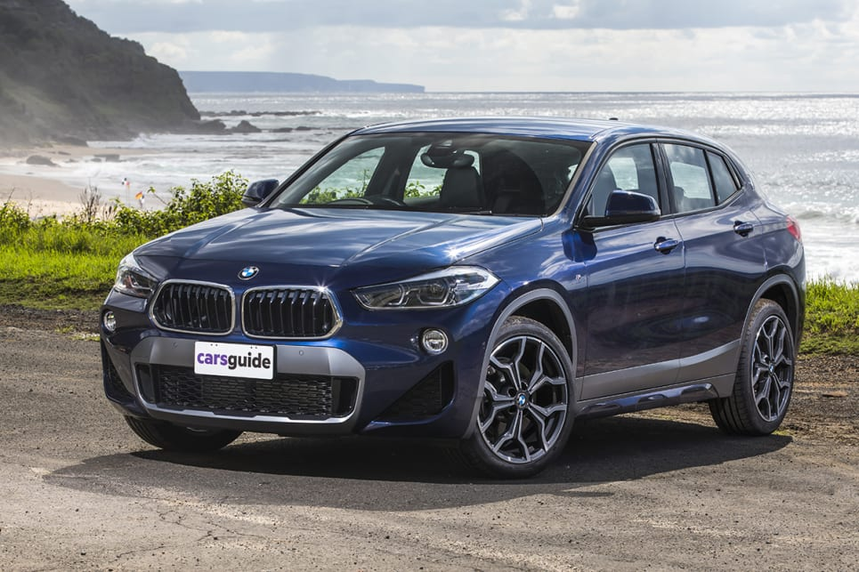 The BMW X xDrive20d M Sport X.