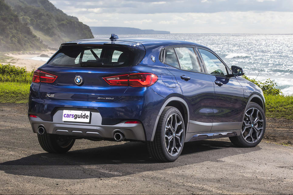 The X2 is appealing in a conventional sense.