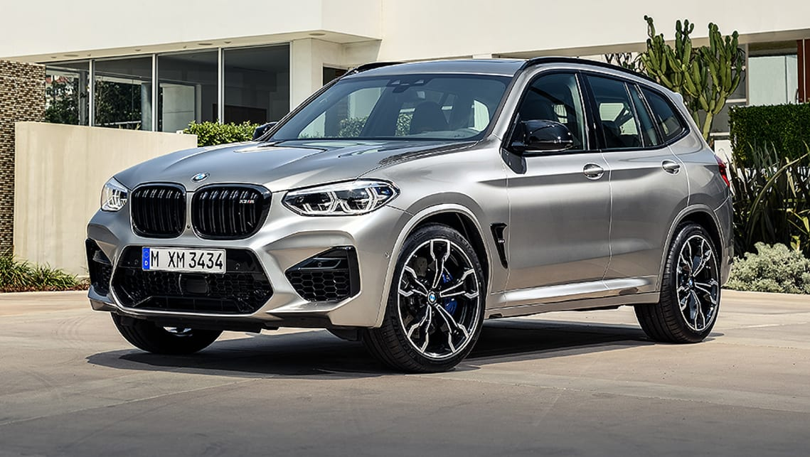 2020 BMW X3M: Performance, Appearance, Release >> Bmw X3 M X4 M Competition 2019 Pricing And Specs Confirmed