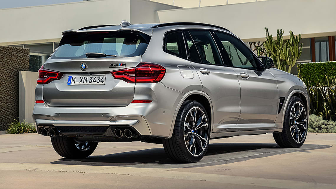 Bmw X3 M Sport >> Bmw X3 M X4 M Competition 2019 Pricing And Specs Confirmed