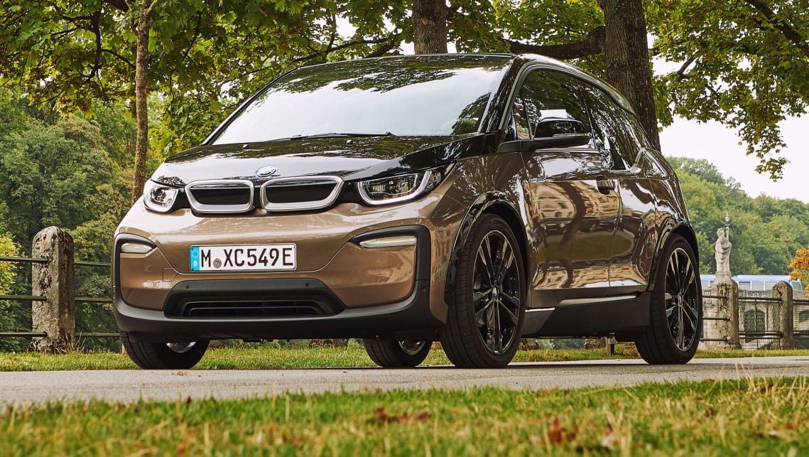 BMW aims to quash i3 range anxiety for 2019 with new batteries.