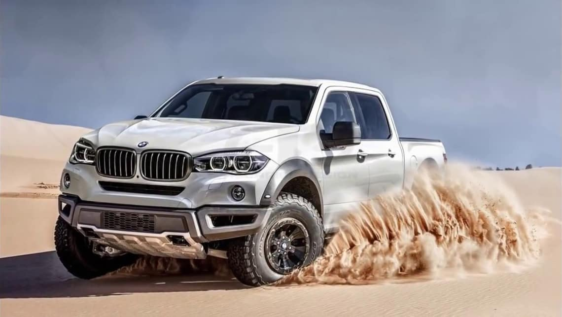 BMW in Australia has made no secret of its desire for a ute in the range. (image credit: BMW Blog)