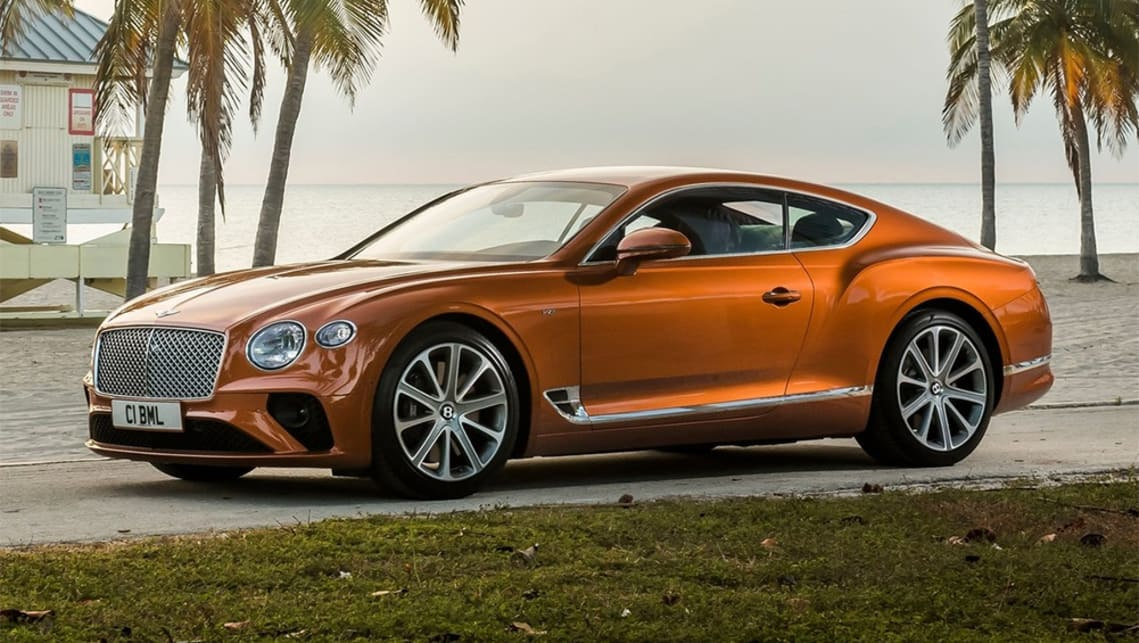 Bentley Continental Gt Price What They Re Worth Now Car Advice Carsguide