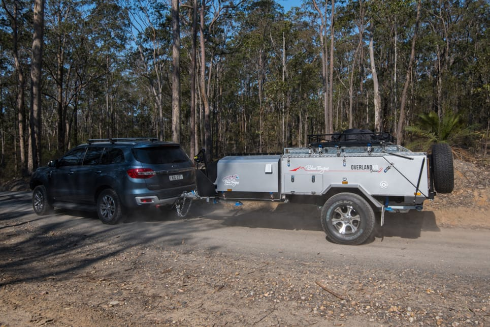 Blue Tongue Overland XR Series 2 2019 off-road review