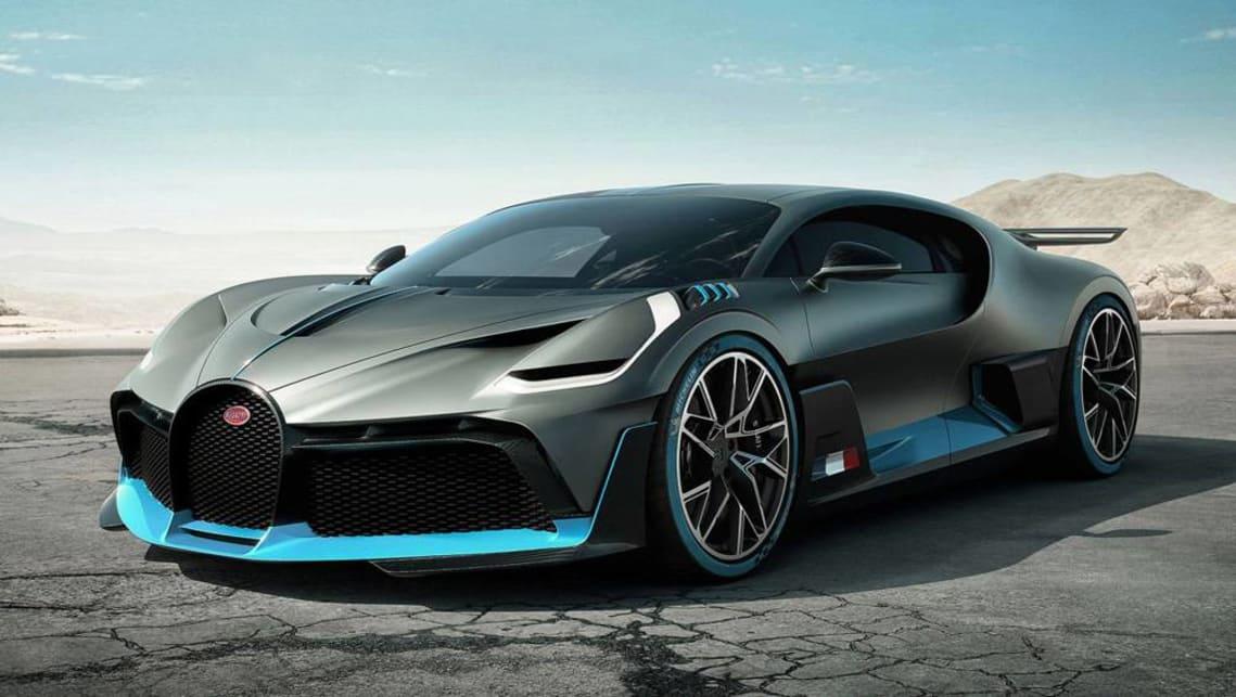 Bugatti Divo 2019 becomes brand's top model Car News