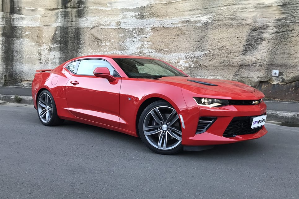 What Does Camaro Mean >> Chevrolet Camaro 2019 Review Carsguide