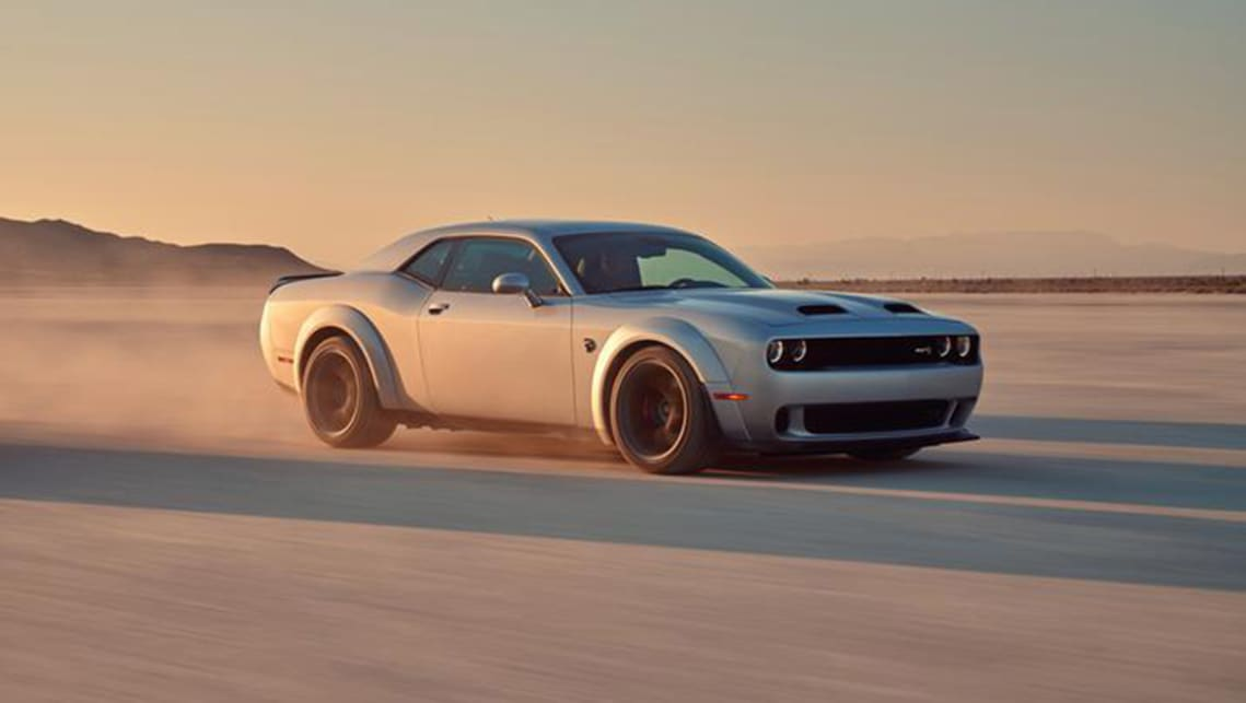 Is this the Dodge Challenger Australia has been waiting for?