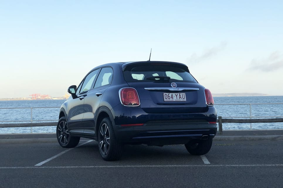 The 500X is meant to be a bit more grown up than the 500.