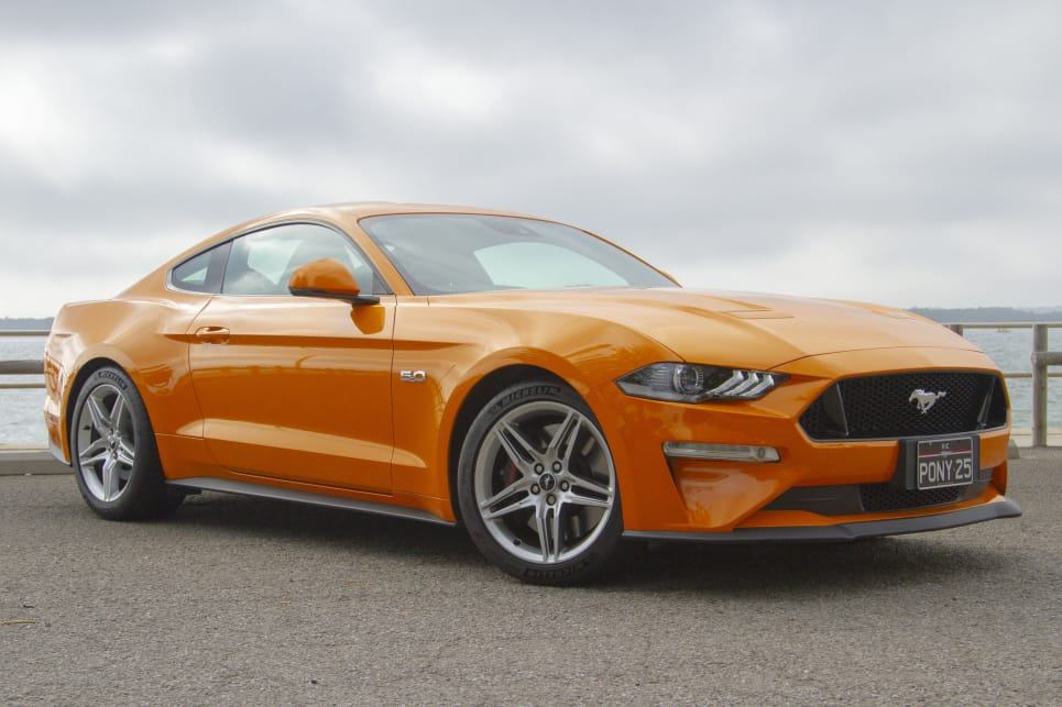2019 Ford Mustang Sports Car The Bullitt Is Back >> Ford Mustang 2019 Review Gt Manual Carsguide