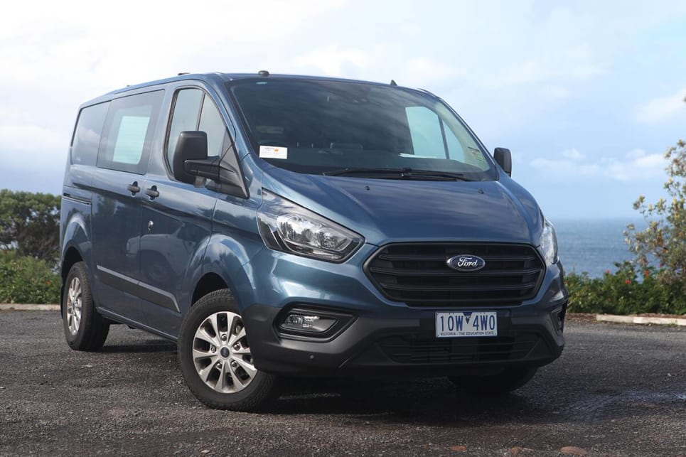Constant improvement for the Ford Transit Custom keeps pushing the van envelope.