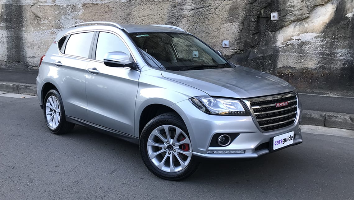 Haval H2 2019 Review City Carsguide