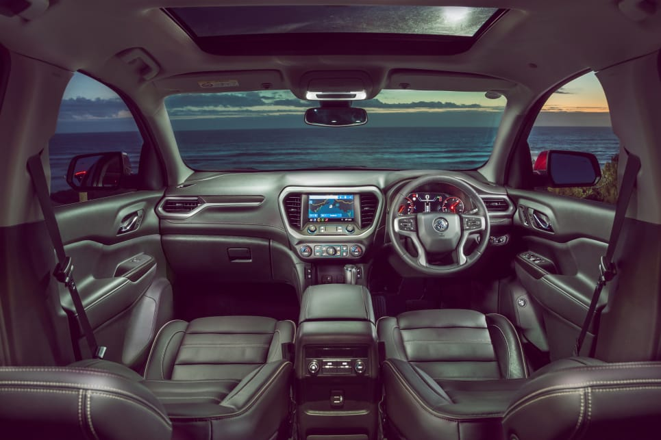 Holden Acadia 2019 Review Carsguide