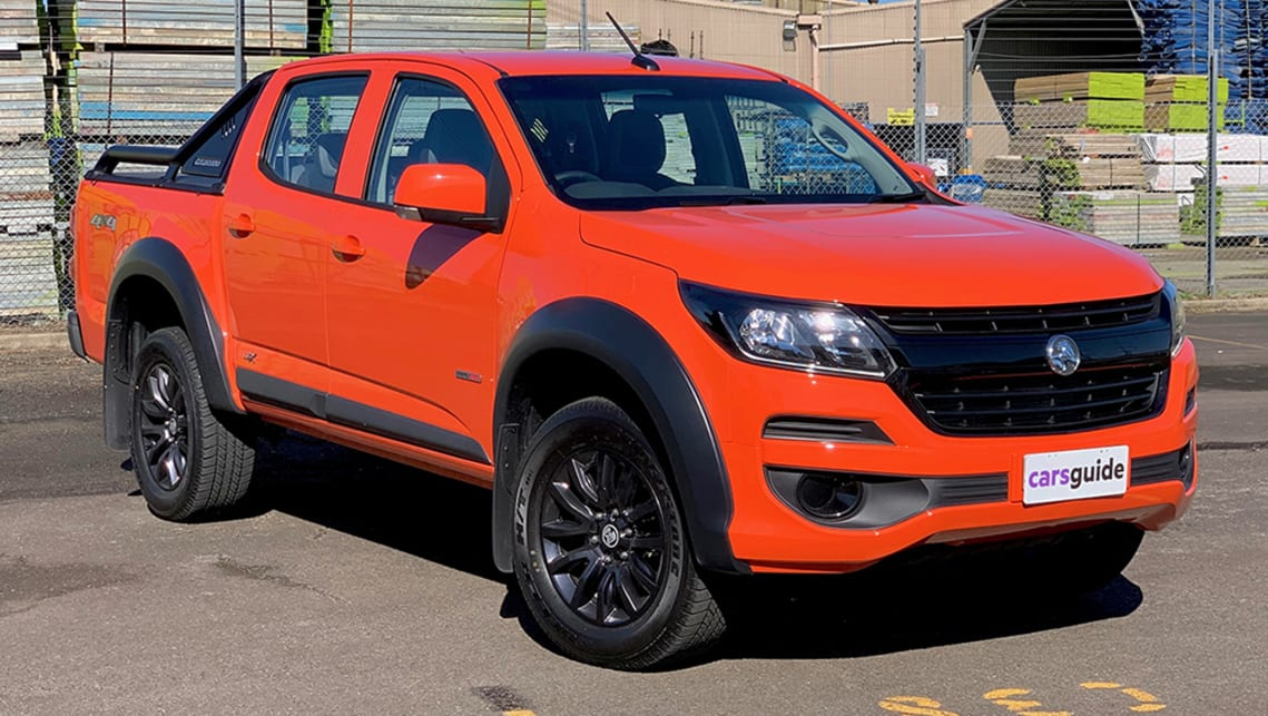 Holden Colorado 2020 Review Lsx Carsguide