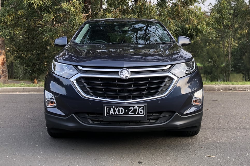 Holden has taken a far more personal approach with the Equinox.