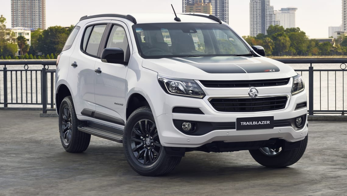 Holden Trailblazer Xtreme Suv On The Cards Car News