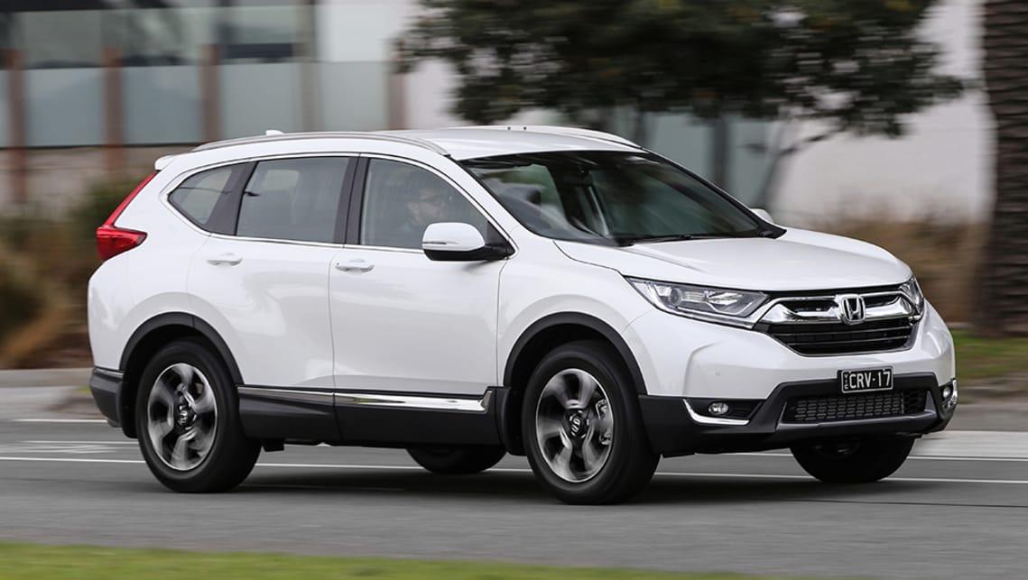 Honda crv 2019 price