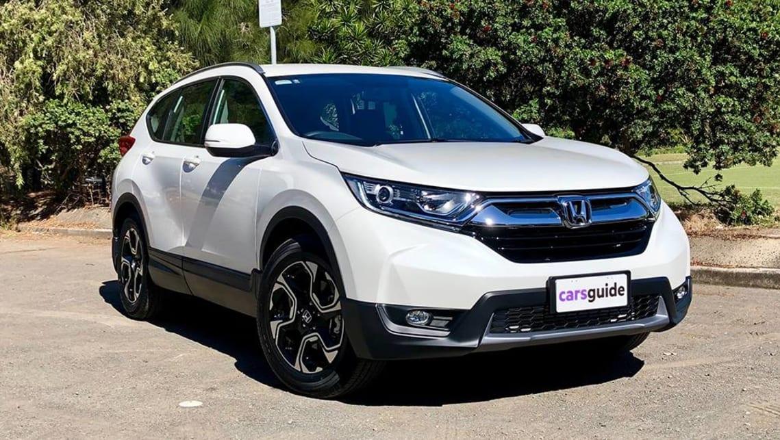 Honda Cr V 2019 2020 Review Vti E7