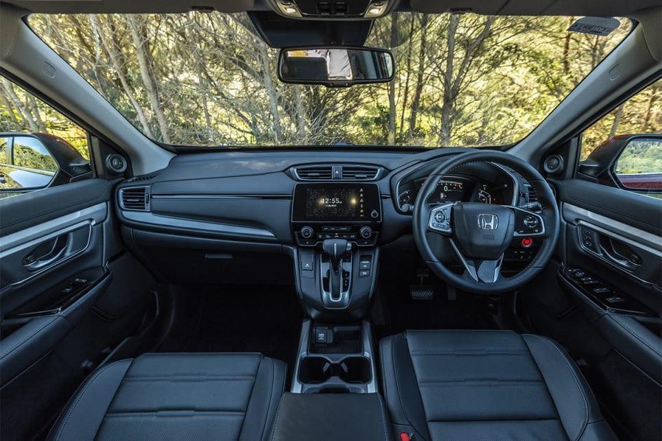 Honda CR-V Review, Price, For Sale, Colours, Interior & Specs  CarsGuide