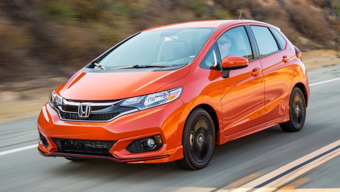 Honda Jazz 2020 Hybrid Only Engine For Europe Car News Carsguide