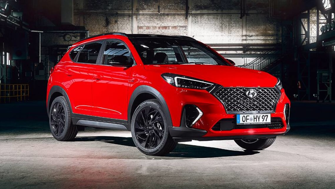New Hyundai Tucson 2021 Detailed Engine Line Up Highlighted By 254kw N And 213kw N Line Report Car News Carsguide
